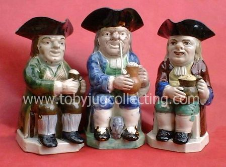 Collecting Toby Jugs
